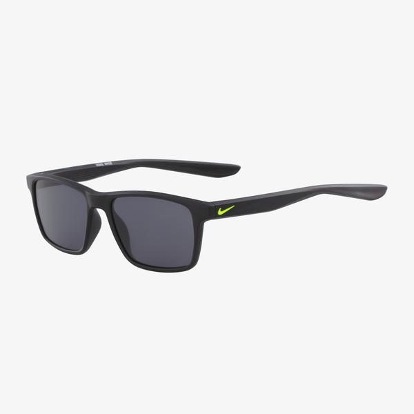 Nike Rectangle Çocuk Siyah Gözlük