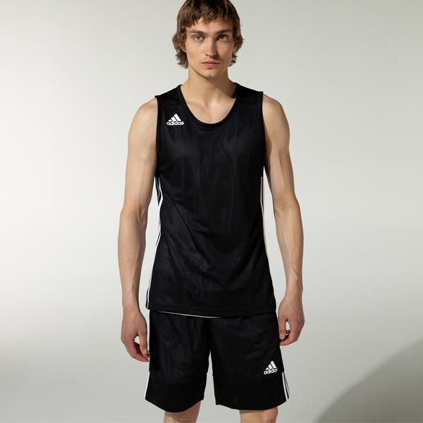 adidas 3G Speed Rev Erkek Siyah T-Shirt