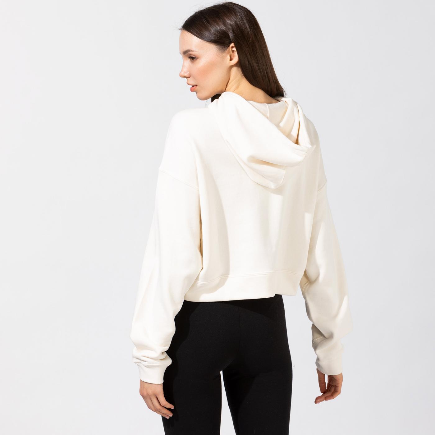 adidas Kadın Bej Sweatshirt