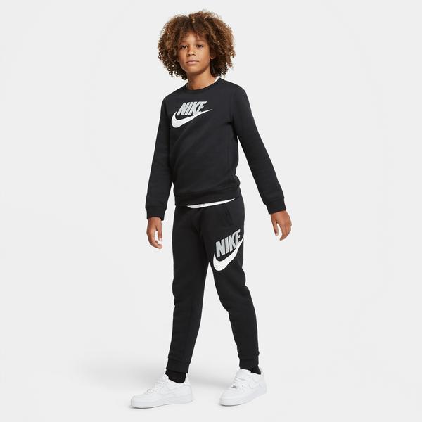 Nike Sportswear Club Fleece Çocuk Siyah Eşofman Altı