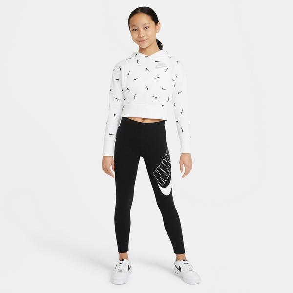 Nike Sportswear Favorites Çocuk Siyah Tayt