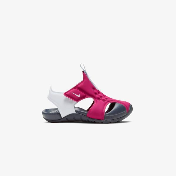 Nike Sunray Protect 2 Bebek Pembe Spor Sandalet