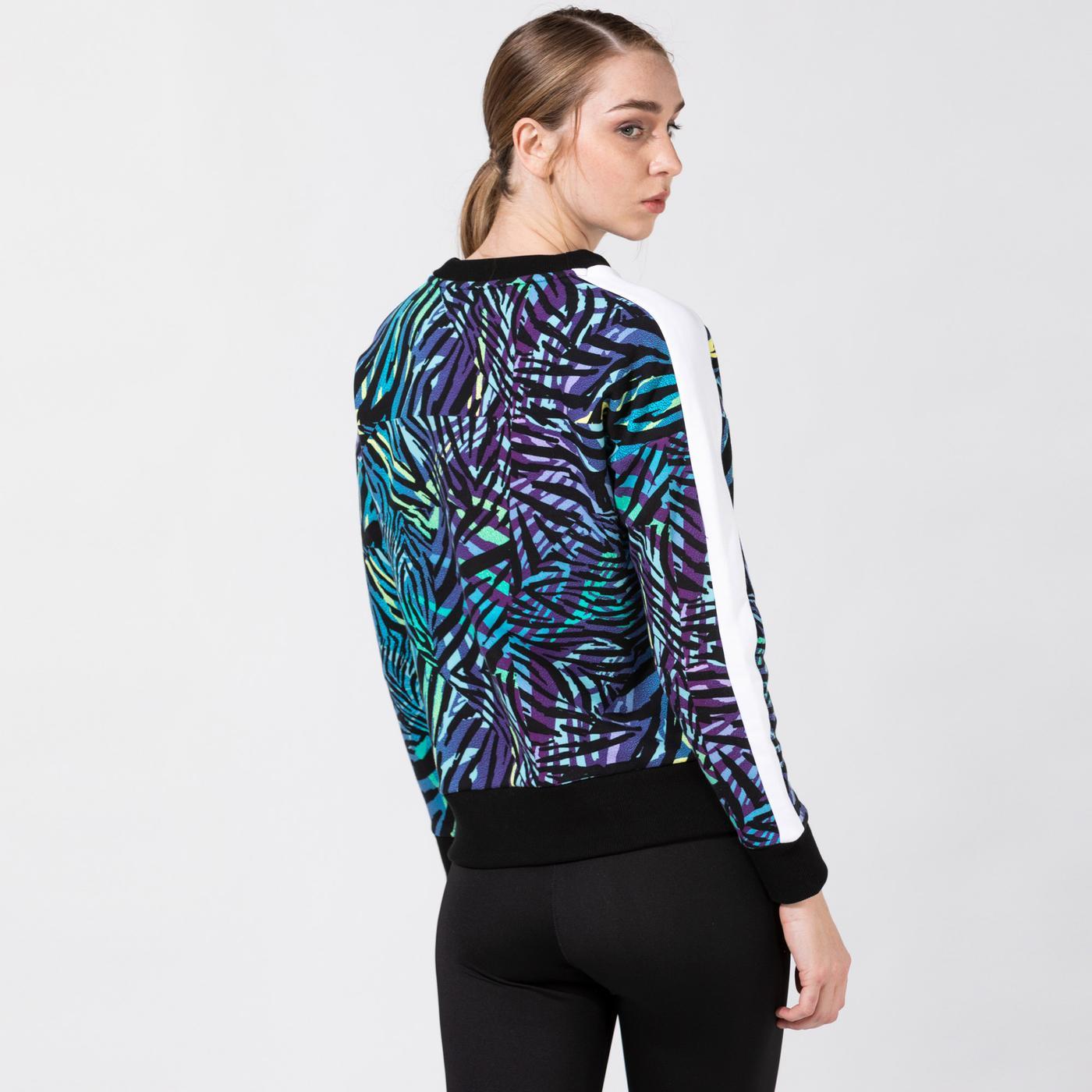 Puma Cg Kadın Mavi Sweatshirt