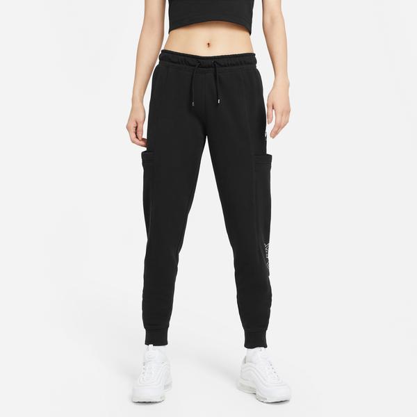 Nike Air Kadın Siyah Eşofman Altı