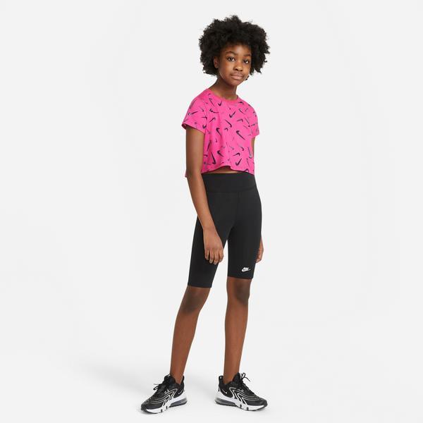 Nike Sportswear Çocuk Siyah Şort