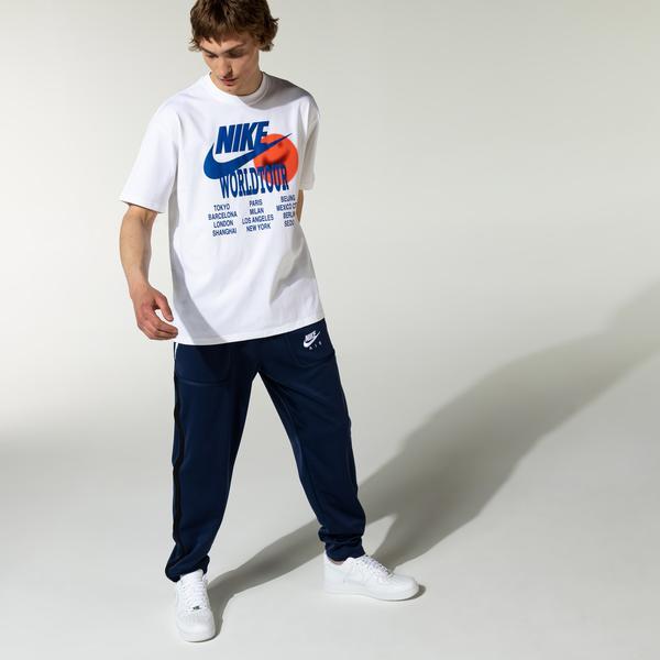 Nike Air Erkek Lacivert Eşofman Altı
