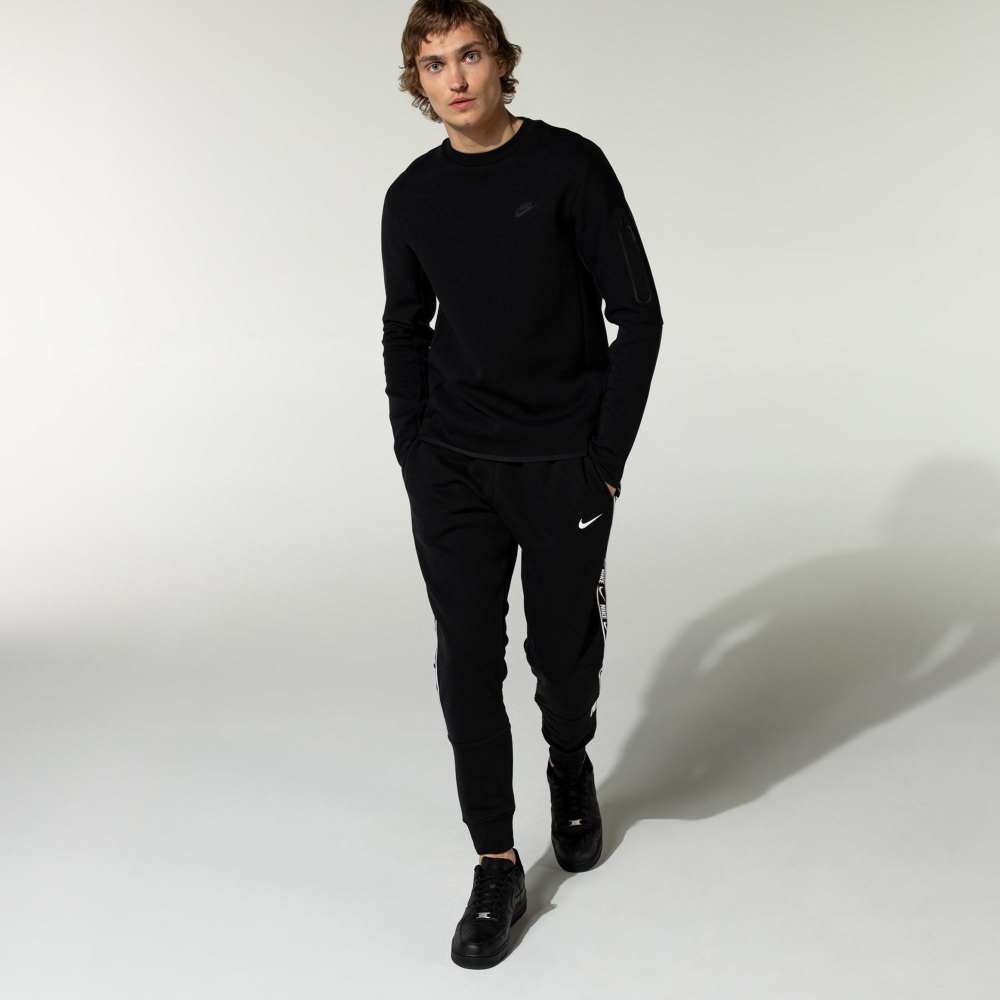 Nike Sportswear Erkek Siyah Eşofman Altı