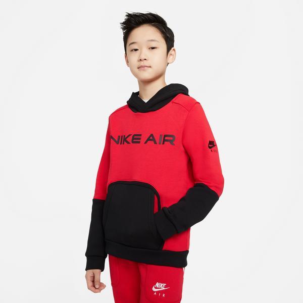 Nike Air Çocuk Kırmızı Sweatshirt