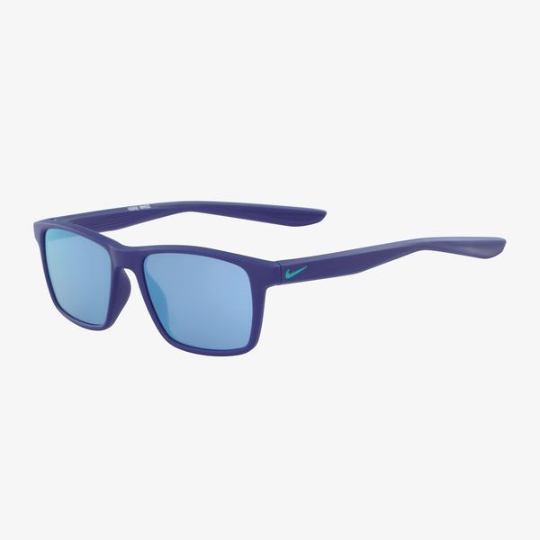Nike Rectangle Çocuk Mavi Gözlük