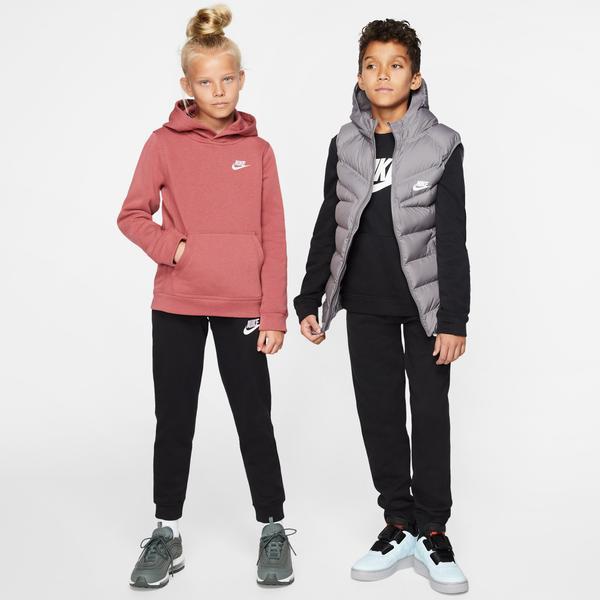 Nike Sportswear Club Çocuk Siyah Eşofman Altı
