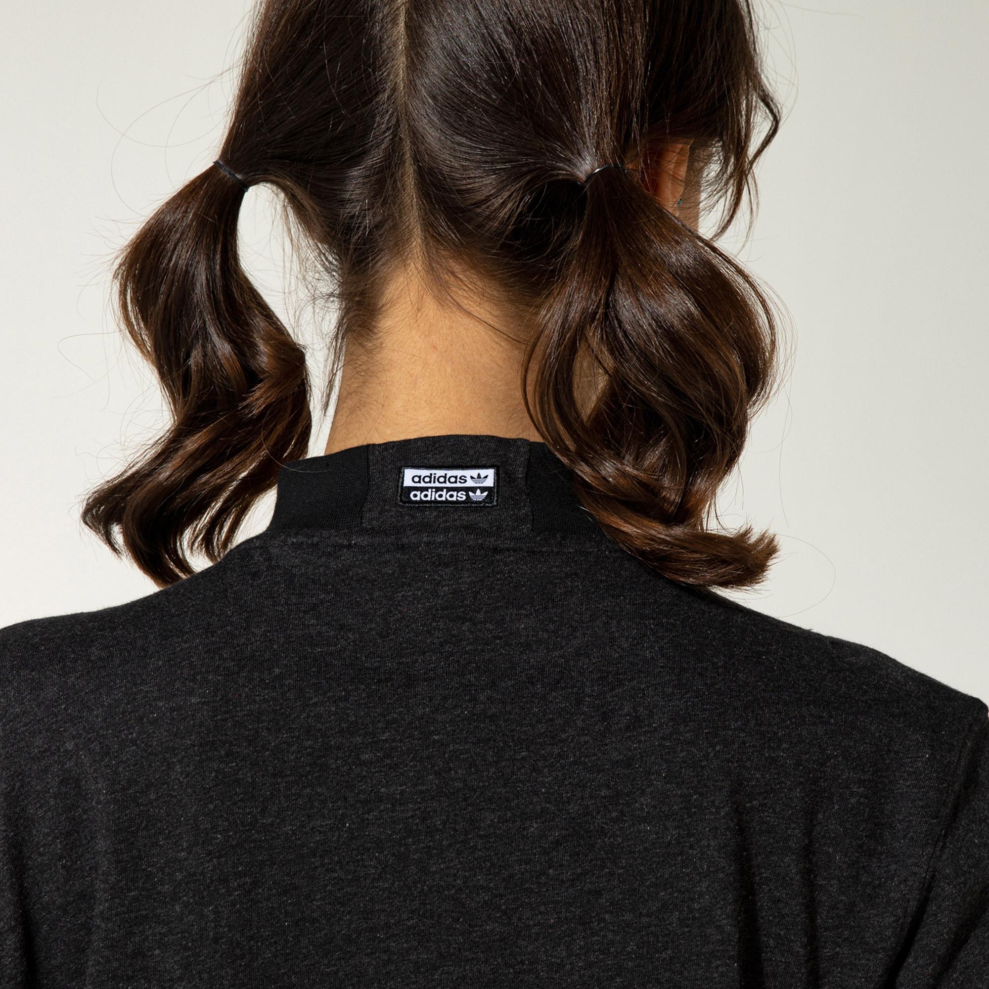 adidas R.Y.V Kadın Siyah T-Shirt