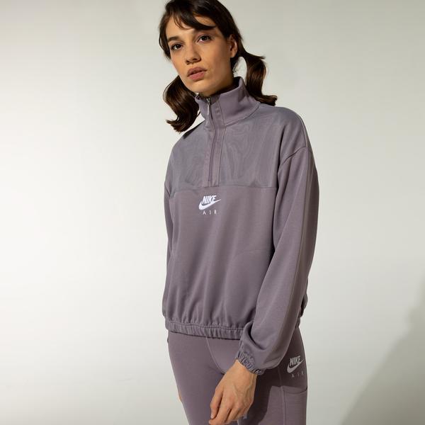 Nike Air Kadın Mor T-Shirt