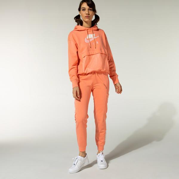 Nike Air Kadın Pembe Eşofman Altı
