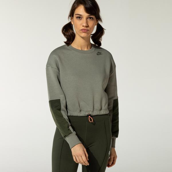 Nike Sportswear Kadın Yeşil T-Shirt