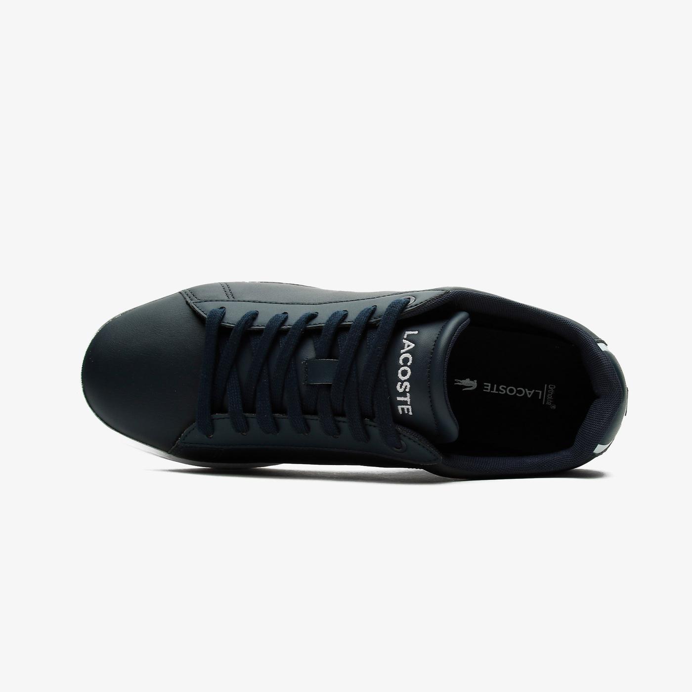 Lacoste Carnaby Evo Bl 1 Spm Erkek Lacivert Spor Ayakkabı