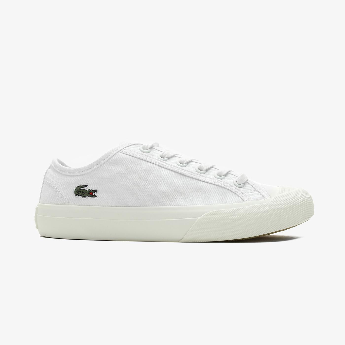 Lacoste Topskill 0721 2 Cfa Kadın Beyaz Spor Ayakkabı