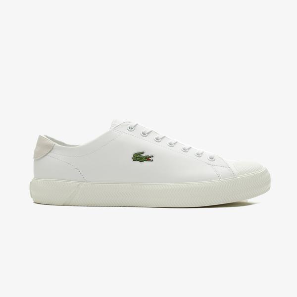 Lacoste Gripshot 0721 1 Cma Erkek Beyaz Spor Ayakkabı