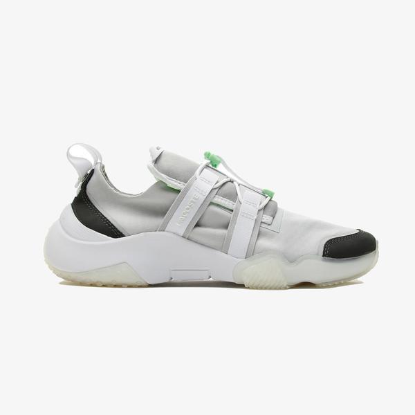 Lacoste Ut-Lt 0721 1 Sma Erkek Gri - Beyaz Spor Ayakkabı
