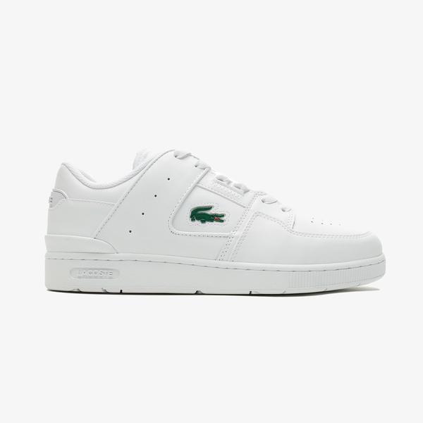 Lacoste Court Cage 0721 1 Sma Erkek Beyaz Spor Ayakkabı