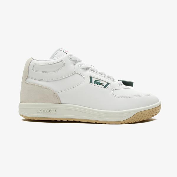 Lacoste Balsa 0721 1 Sma Erkek Beyaz - Koyu Yeşil Spor Ayakkabı