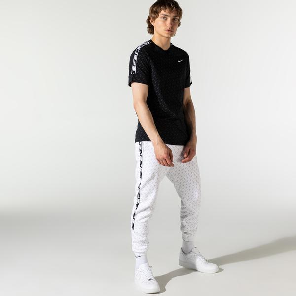 Nike Repeat Erkek Beyaz Eşofman Altı