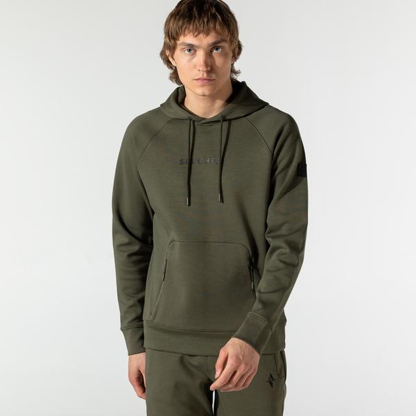 Skechers Erkek Yeşil Sweatshirt
