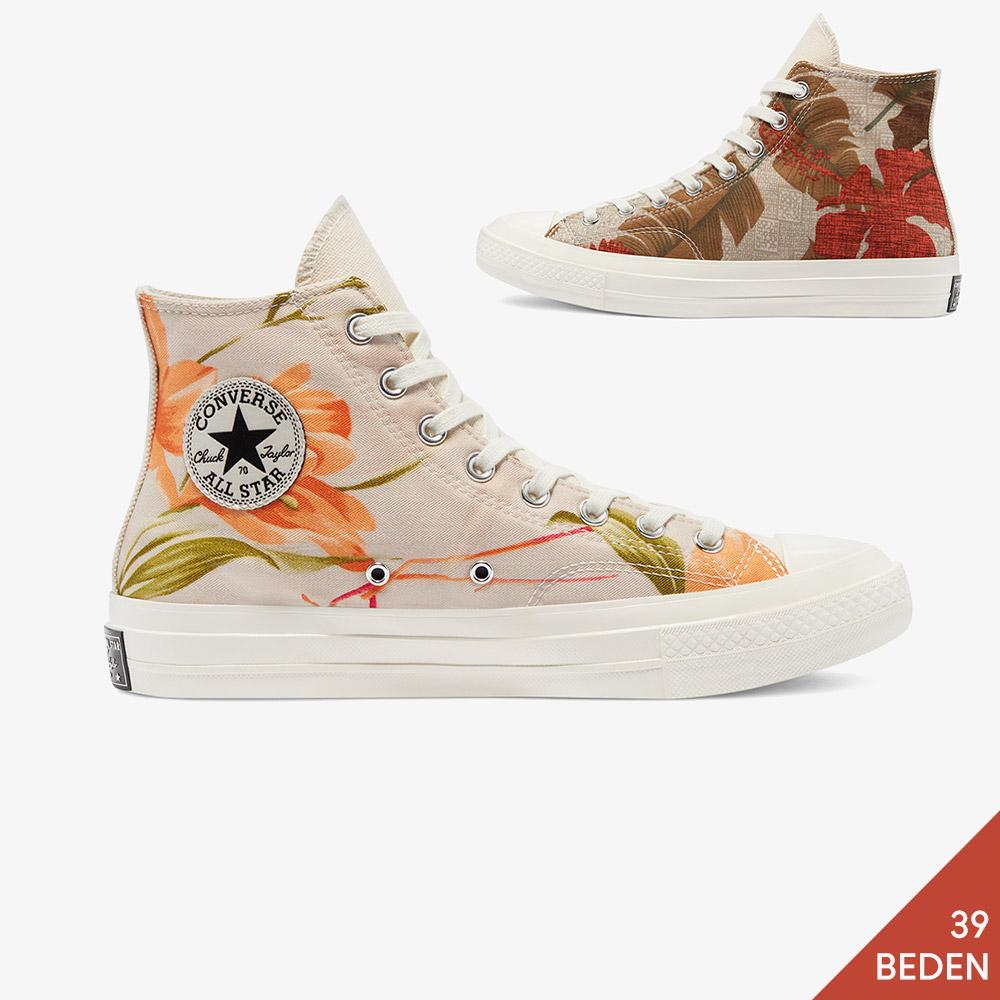 Converse Chuck 70 Hi Kadın Renkli Sneaker