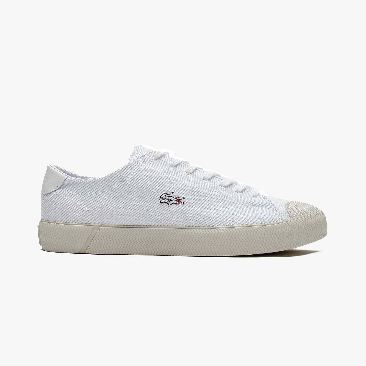 Lacoste Gripshot 1121 2 Cma Erkek Beyaz Spor Ayakkabı