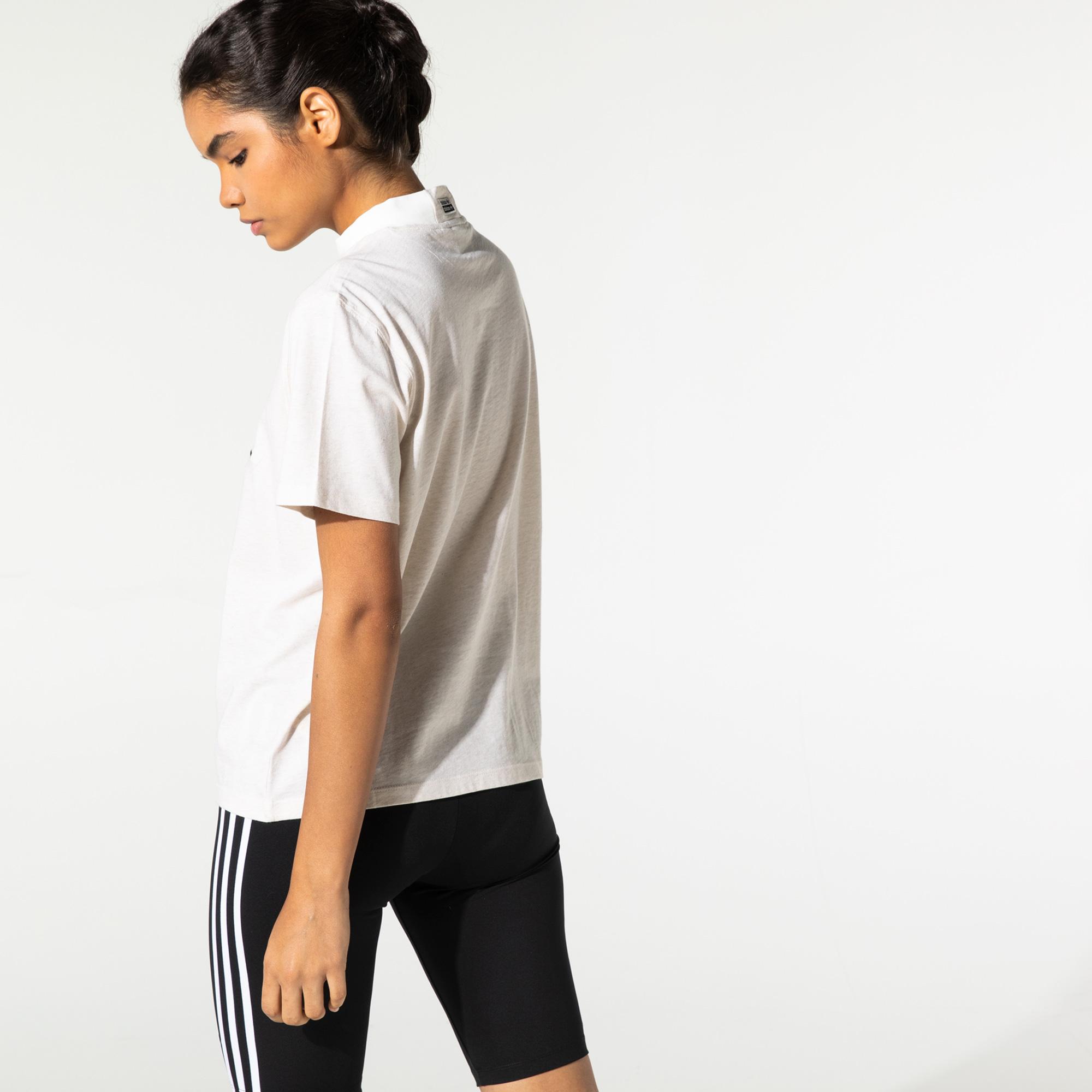 adidas R.Y.V Kadın Beyaz T-Shirt