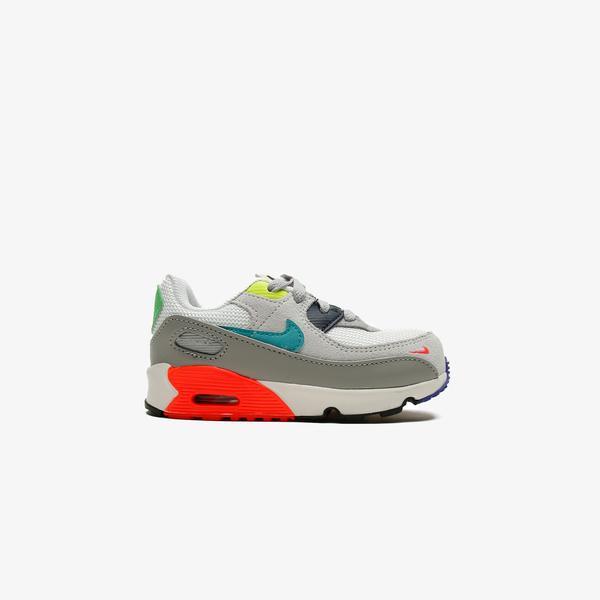 Nike Air Max EOI Bebek Renkli Spor Ayakkabı