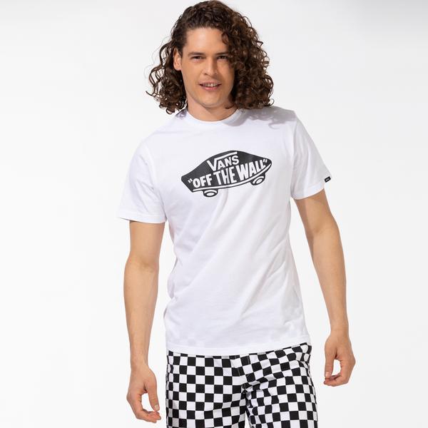 Vans OTW Erkek Beyaz T-Shirt