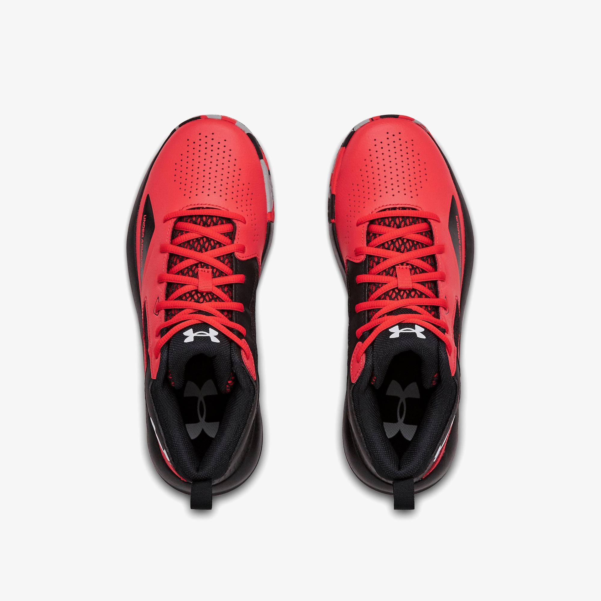 Under Armour Erkek Kırmızı Spor Ayakkabı