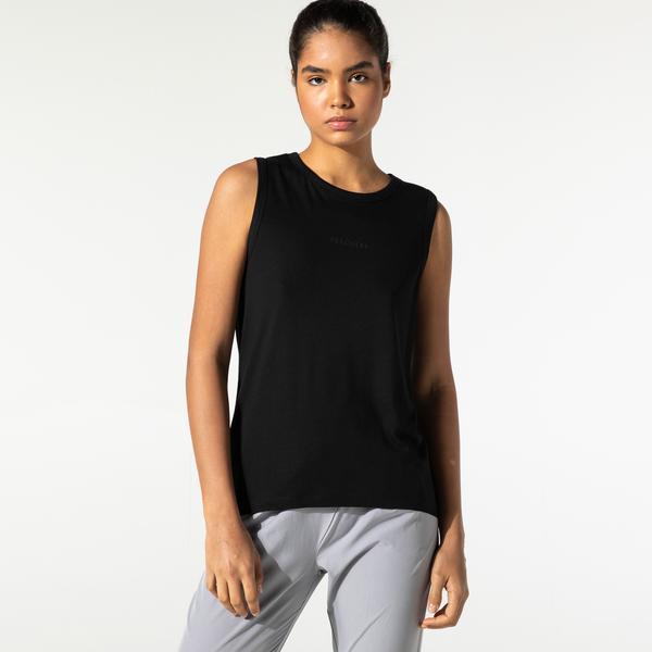 Skechers Graphic Kadın Siyah T-Shirt