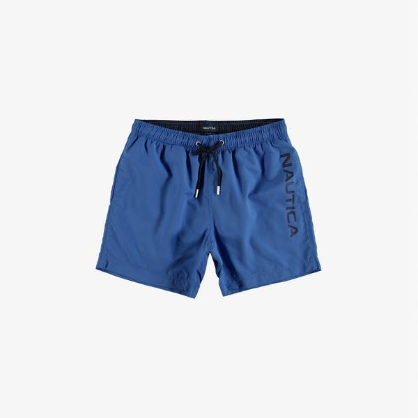 Nautica Erkek Mavi Şort Mayo