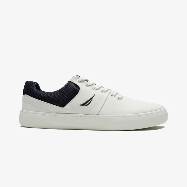 Nautica Erkek Beyaz Günlük Ayakkabı