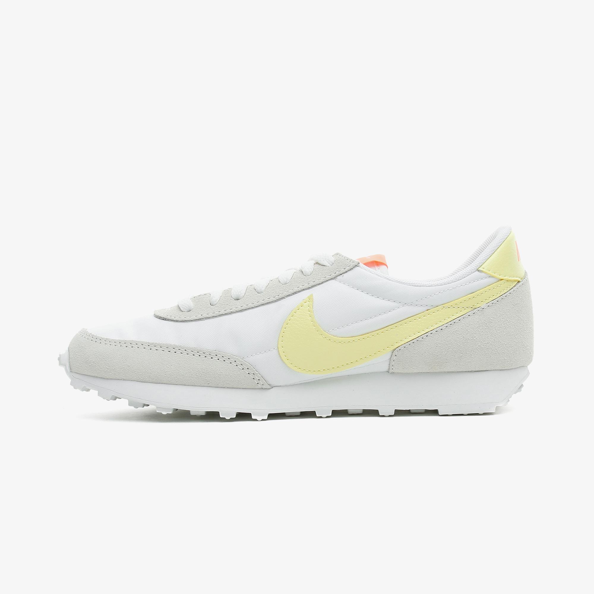 Nike Daybreak Kadın Beyaz-Sarı Spor Ayakkabı