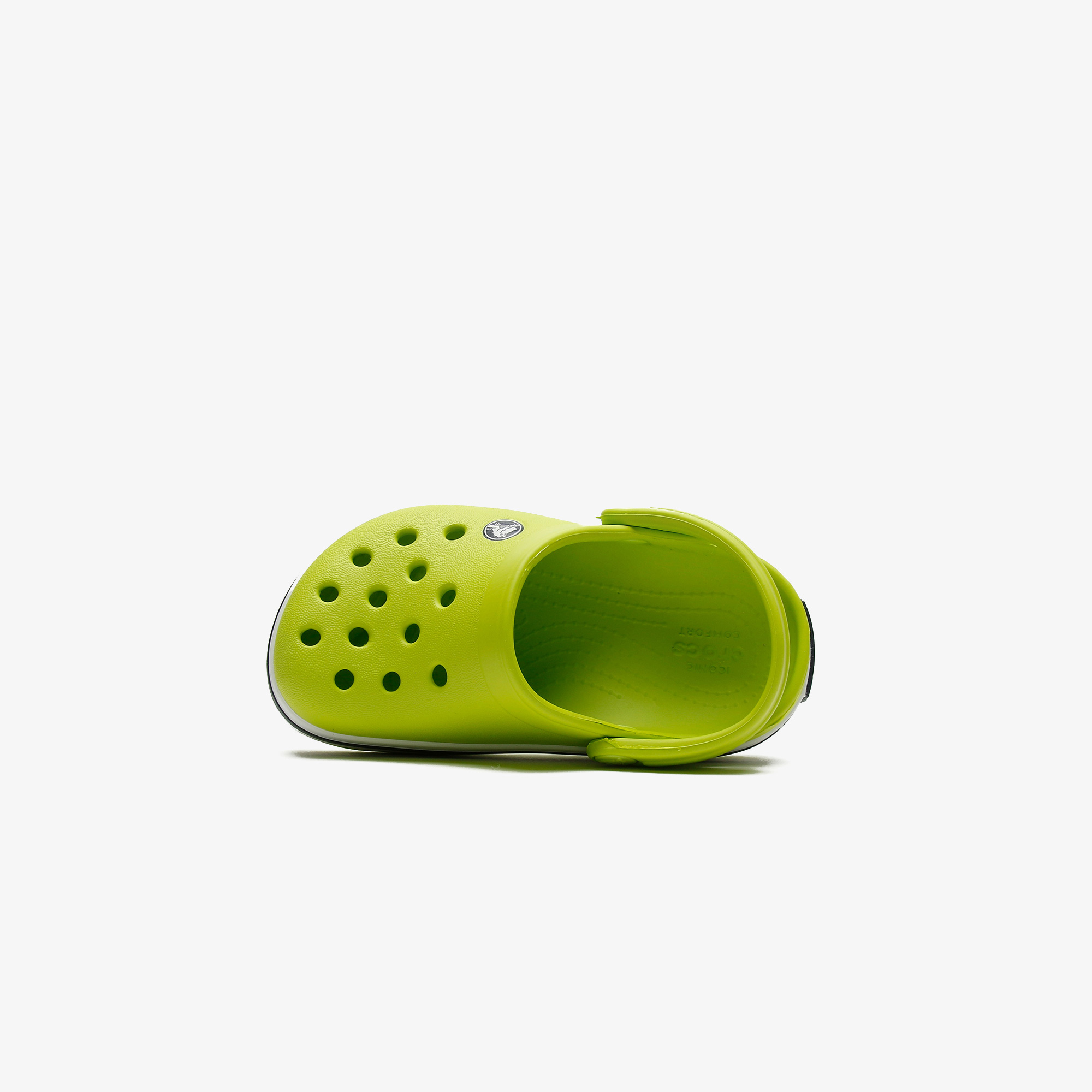 Crocs Crocband Bebek Sarı Terlik