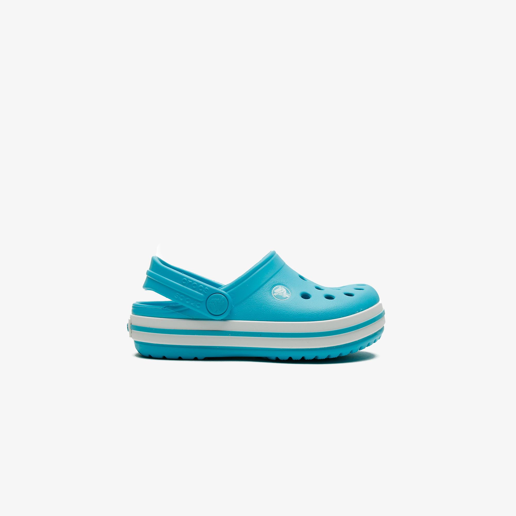 Crocs Crocband Çocuk Mavi Terlik