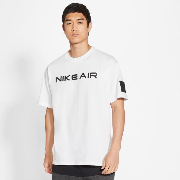 Nike Air Erkek Beyaz T-Shirt