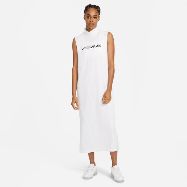Nike Sportswear Kadın Beyaz Elbise