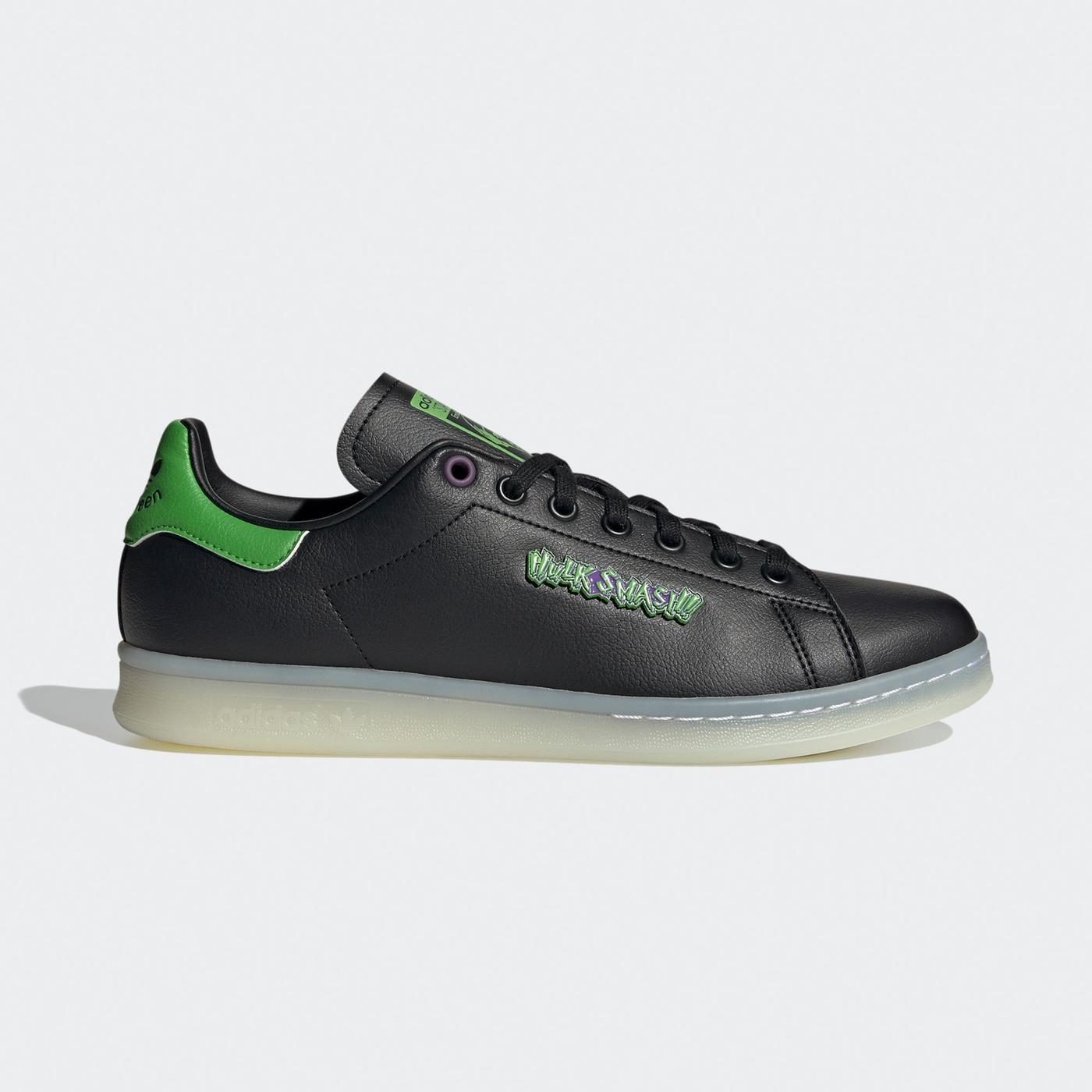 adidas Stan Smith Kadın Siyah Spor Ayakkabı