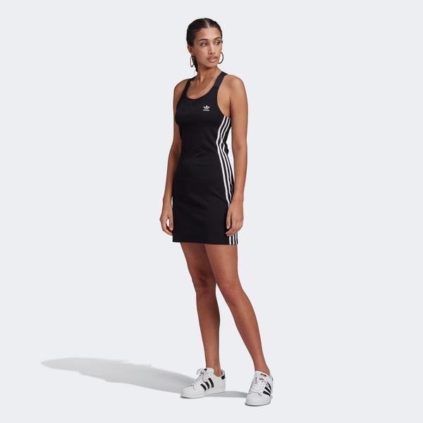 adidas Racer Kadın Siyah Elbise