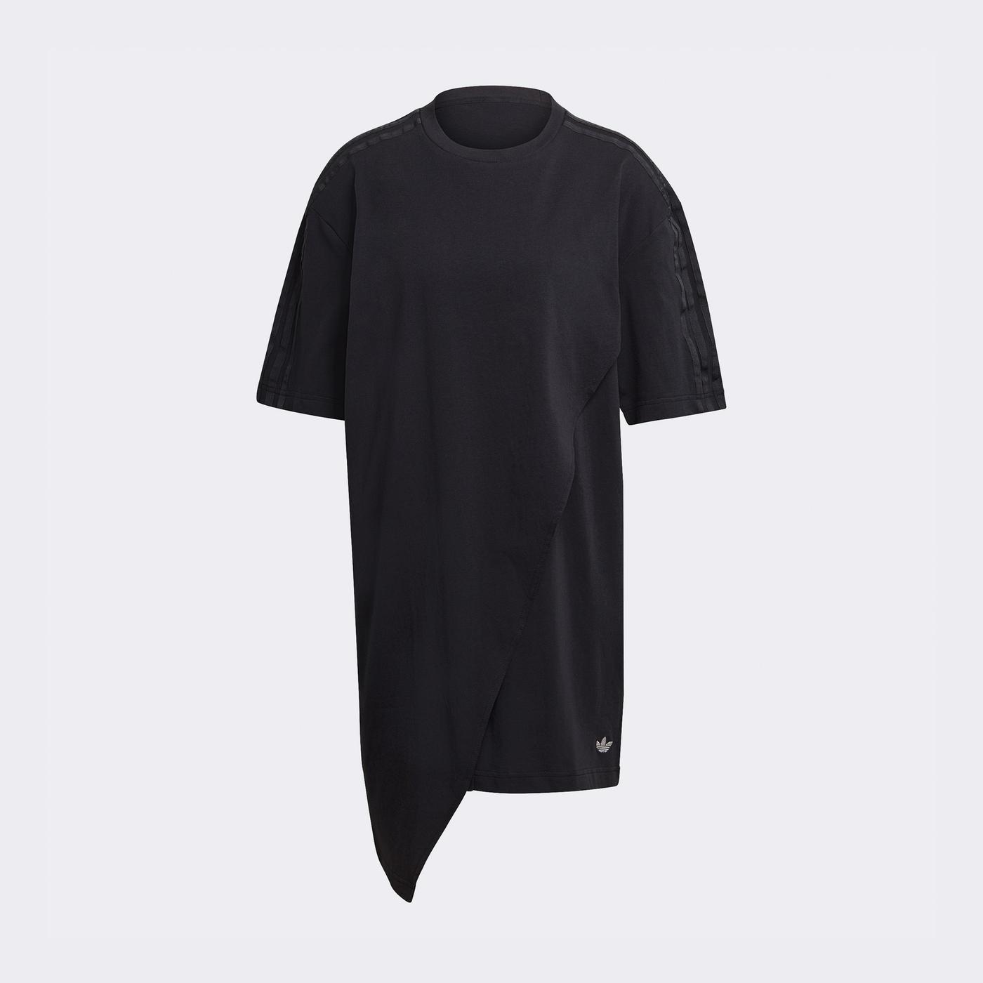 adidas Boxy Kadın Siyah T-Shirt