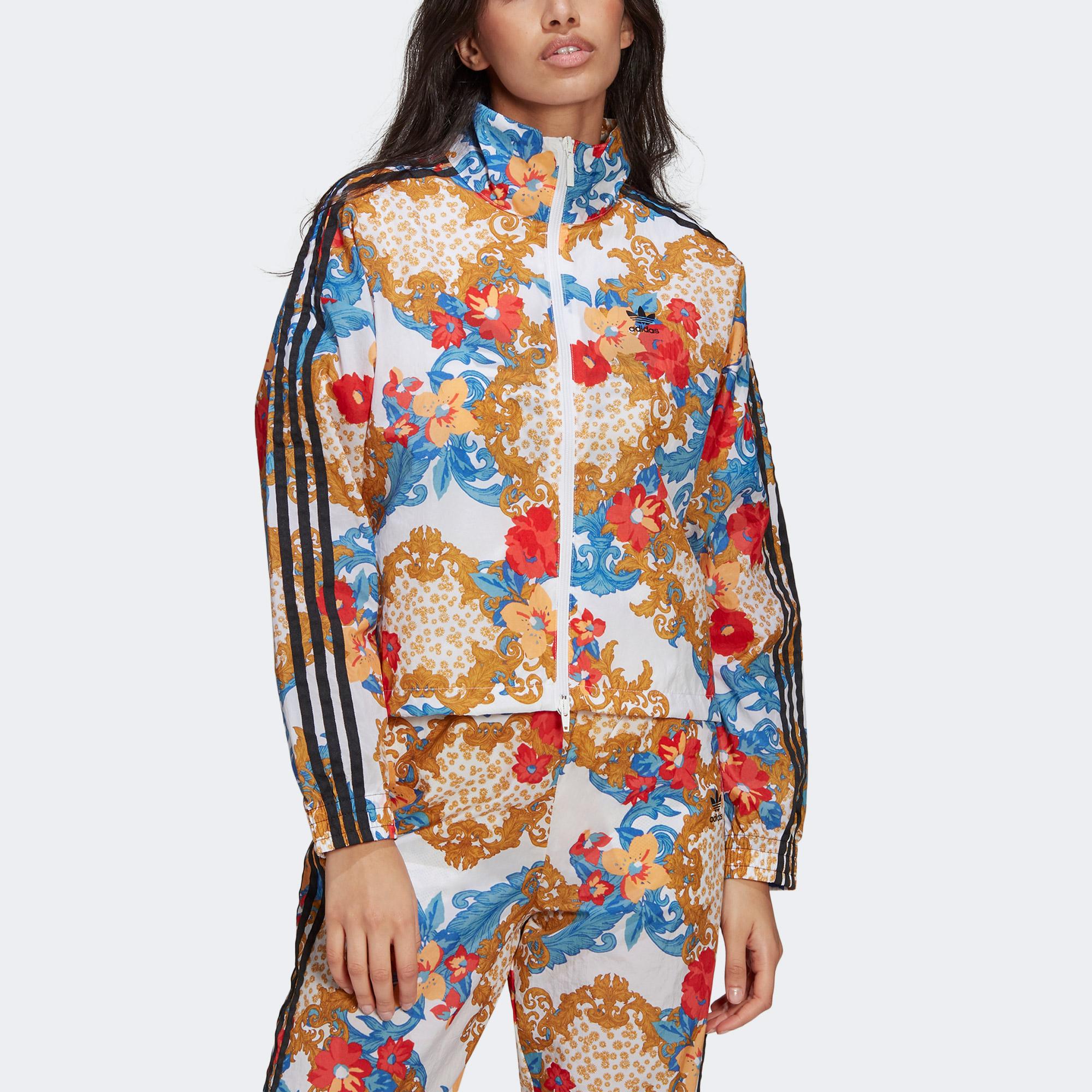 adidas HER Studio London Kadın Renkli T-Shirt