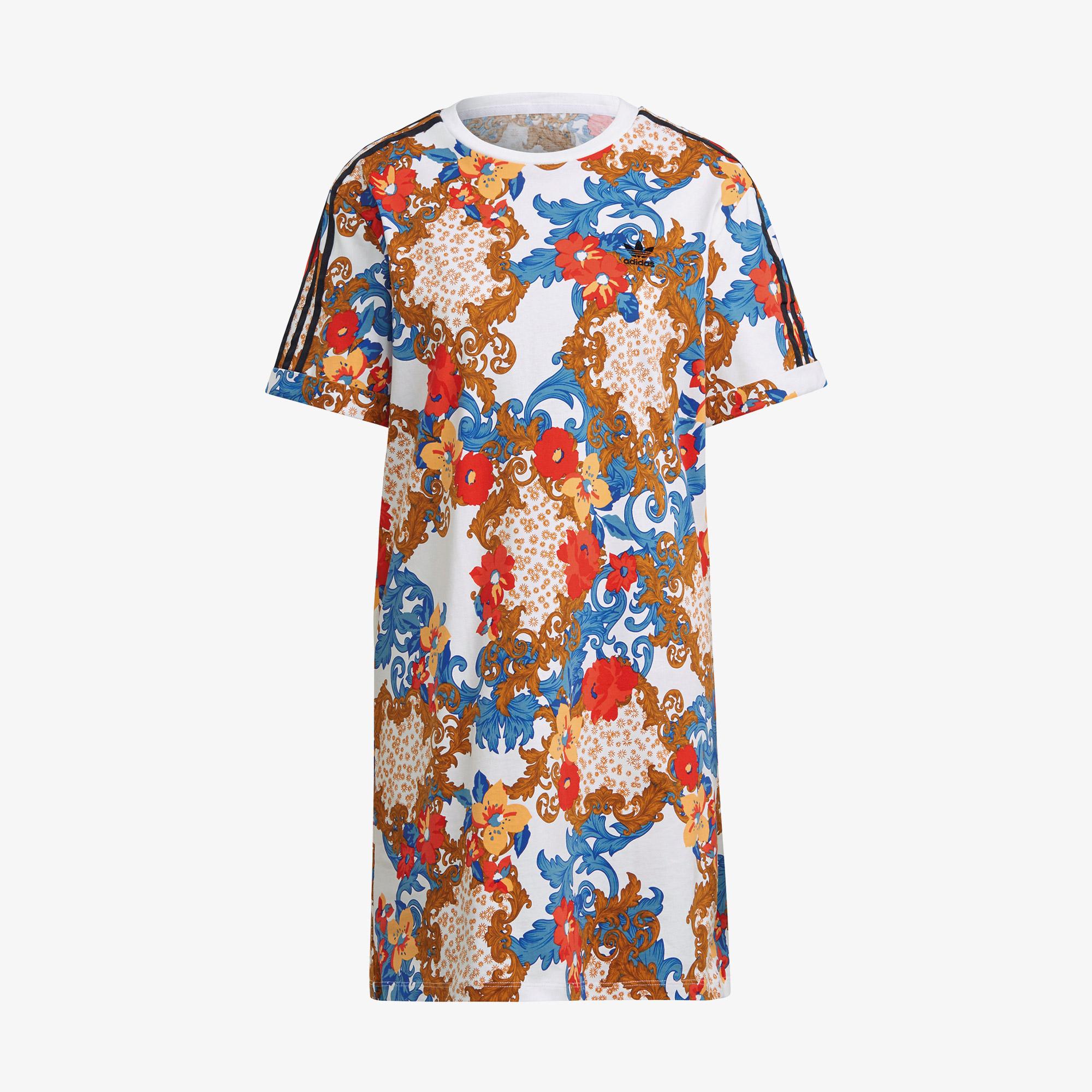 adidas HER Studio London Kadın Renkli Elbise
