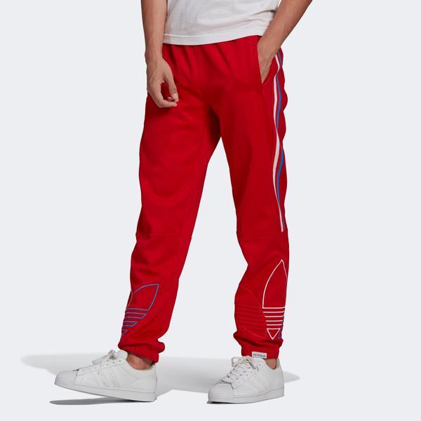 adidas Fto Erkek Turuncu Eşofman Altı
