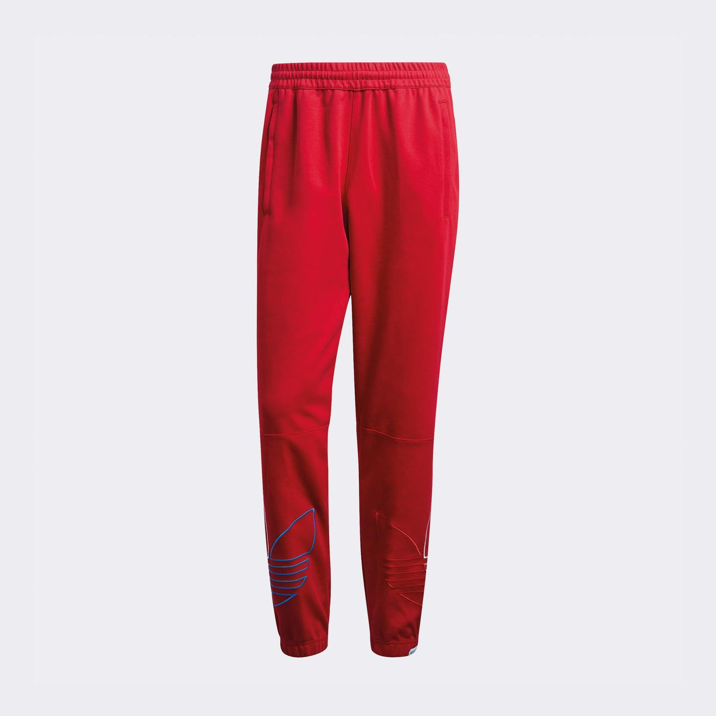 adidas Fto Erkek Kırmızı Eşofman Altı