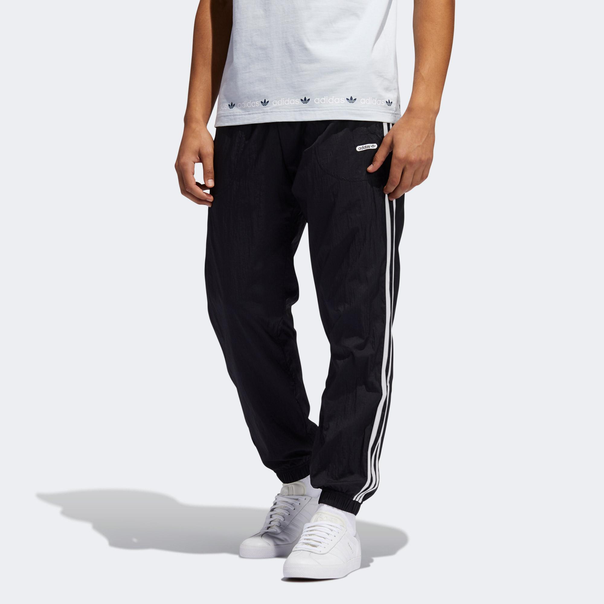 adidas Reverse Erkek Siyah Eşofman Altı
