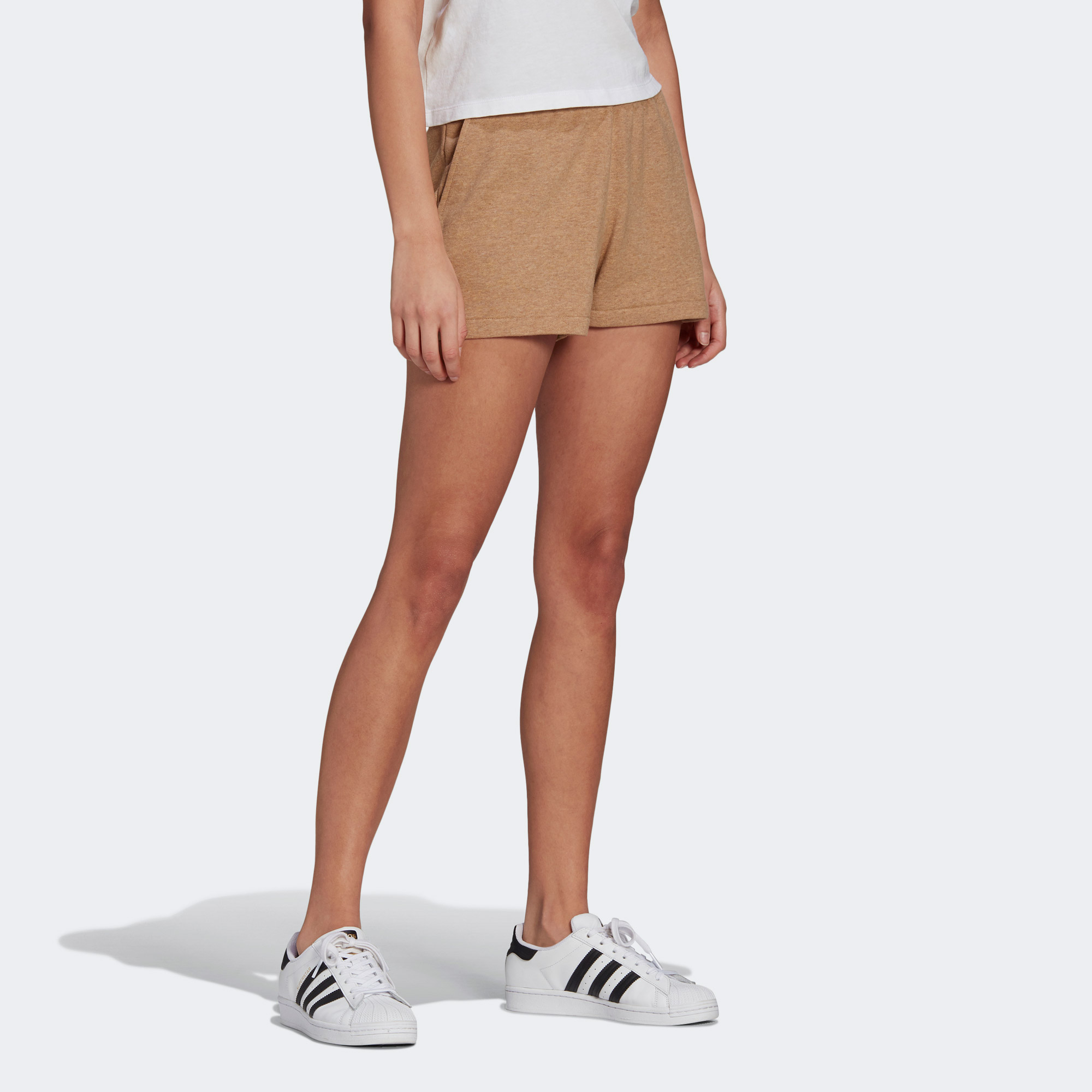 adidas R.Y.V Kadın Kahverengi Şort