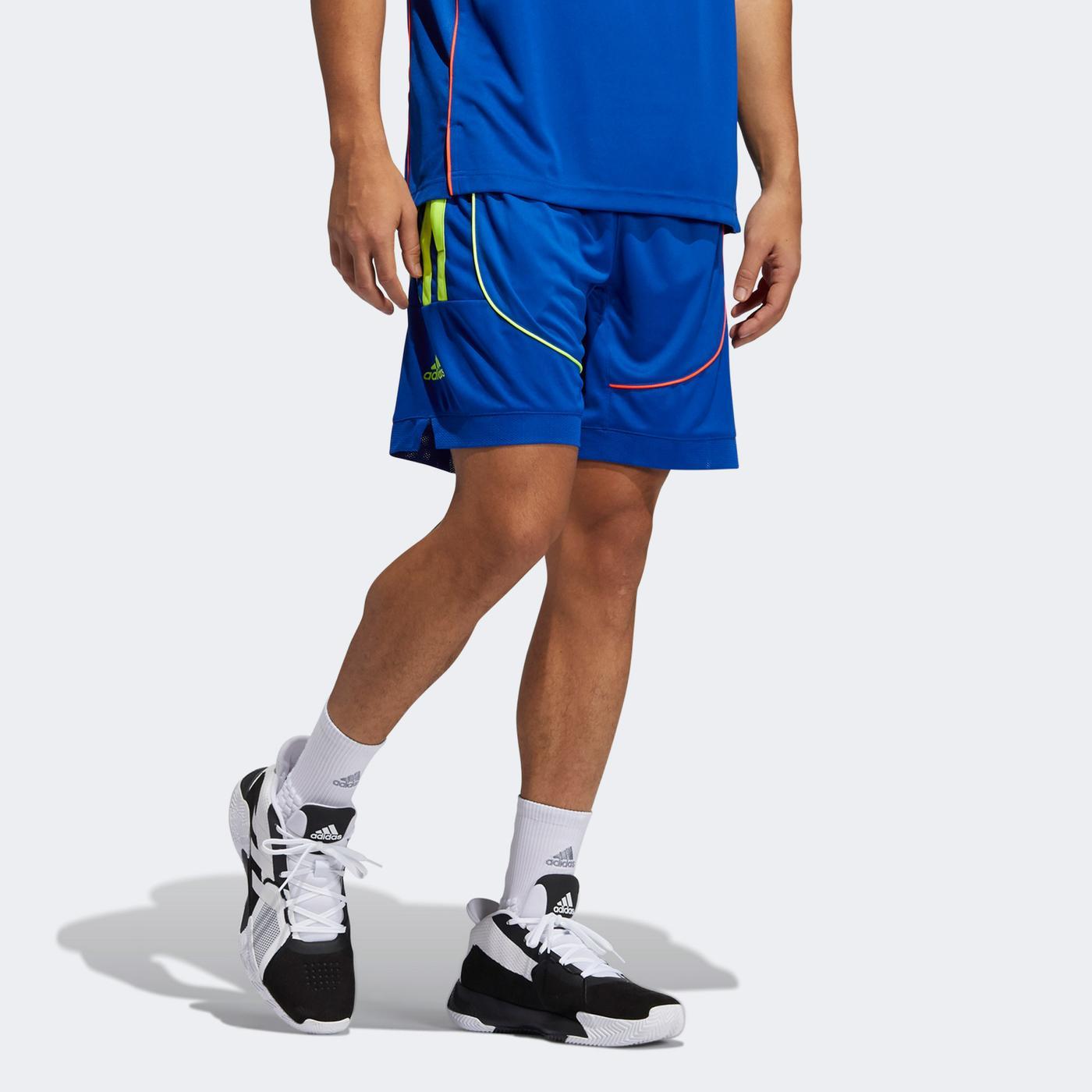 adidas Creator 365 2.0 Erkek Mavi Şort